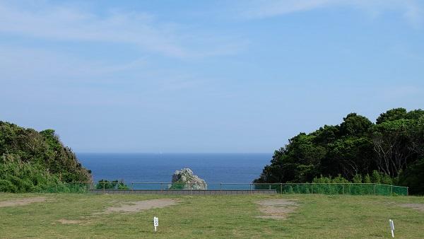 リゾート大島 海