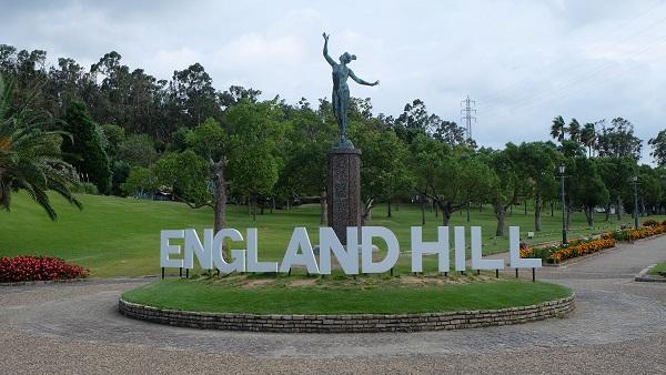 イングランドの丘