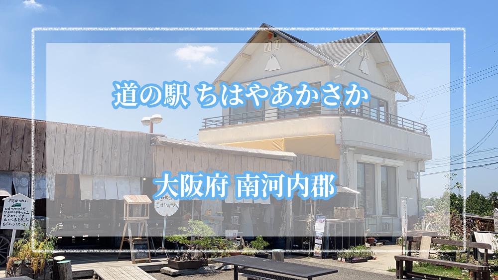 大阪府南河内郡 道の駅ちはやあかさか ランチ