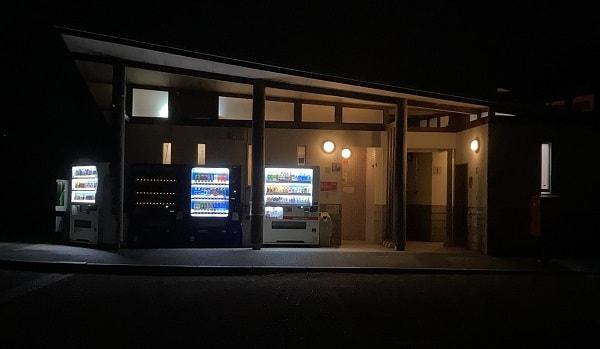 奈良県北部の無料車中泊スポットレビュー・道の駅宇陀路室生【宇陀市】