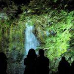 【ライトアップ】夜の箕面滝を駅から楽しむ方法